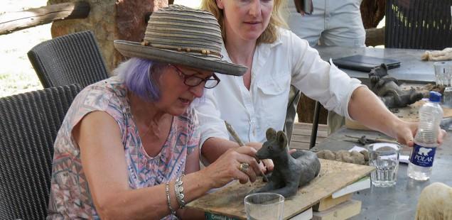 Animal Sculpture Workshop