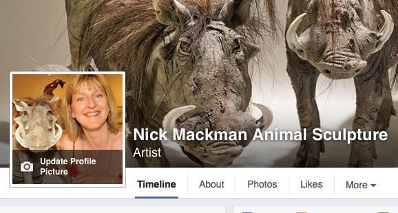 Animal Sculpture Facebook