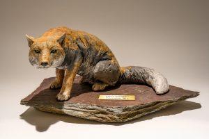 Animal Sculpture Trophy