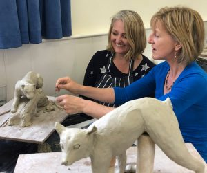 Animal Sculpture Workshops