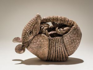 Armadillo Sculpture