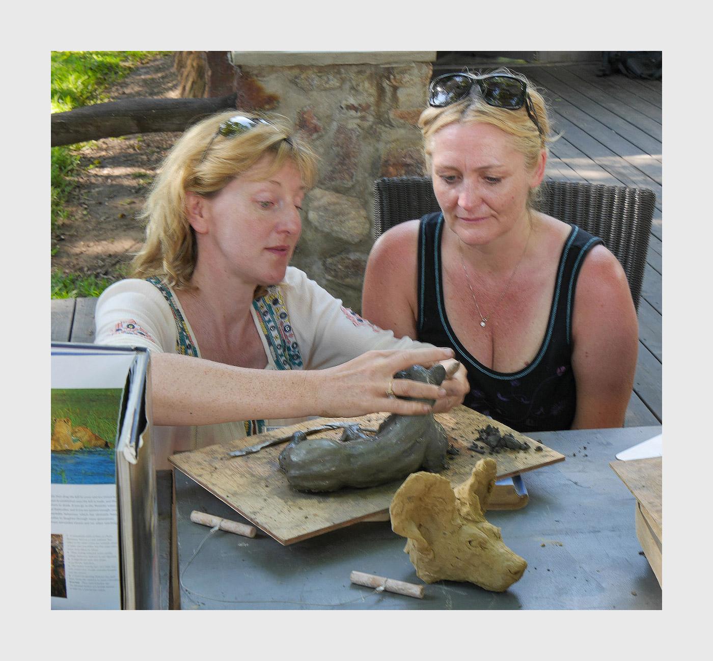 Art Safari Workshops Event