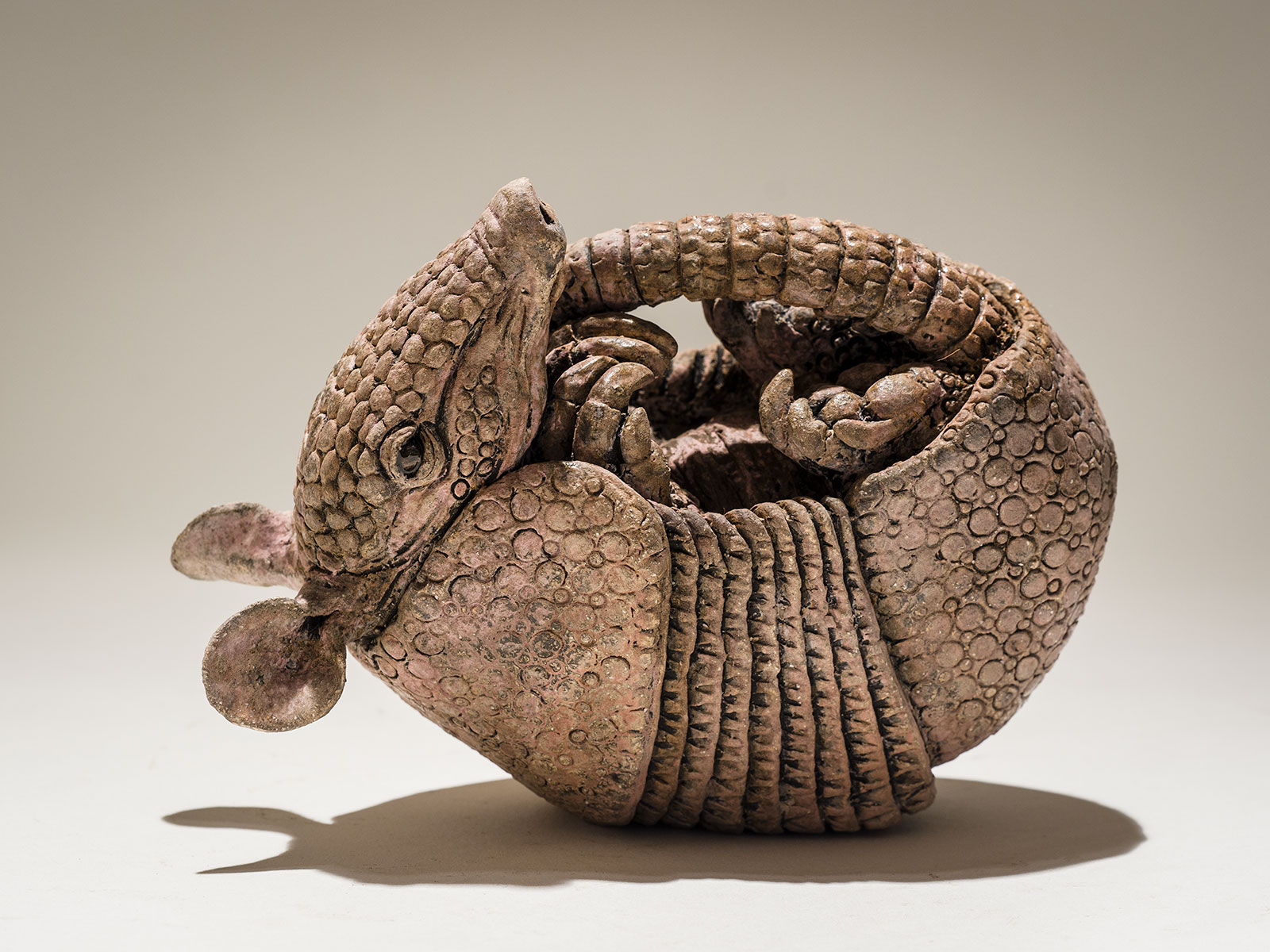 Armadillo Sculpture