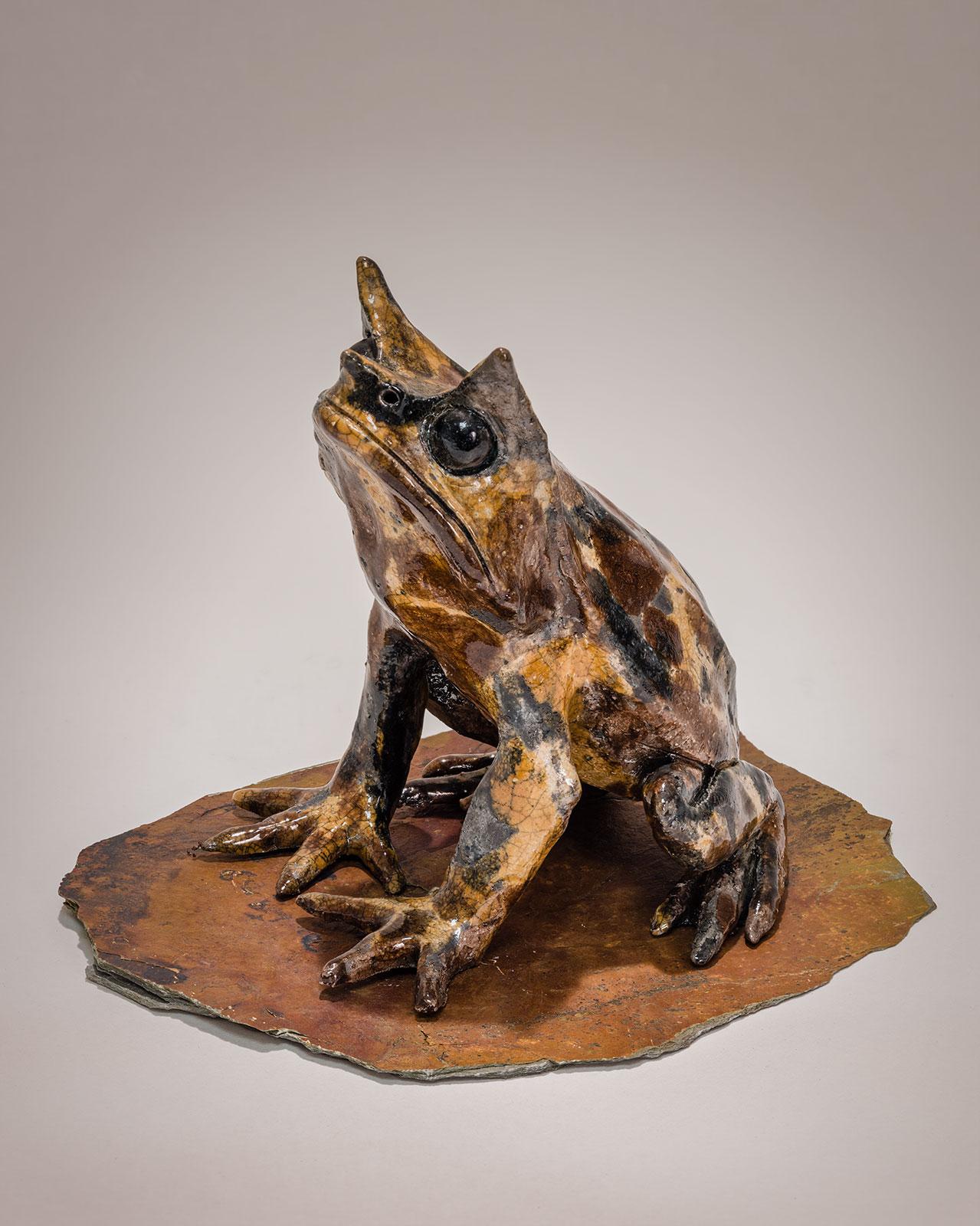 Bornean Animal Sculptures