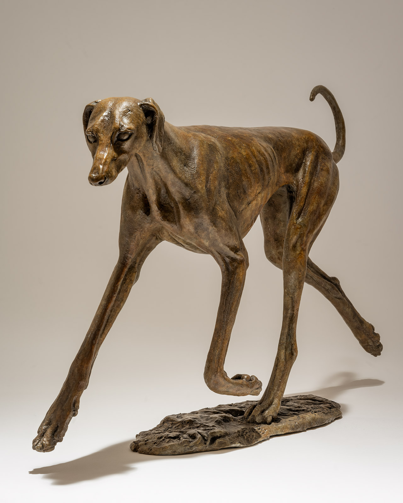 Azawakh Dog Bronze £6580