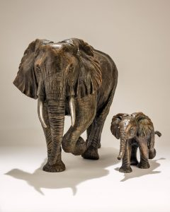 Mother's Day Animal Sculptures