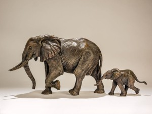 Wildlife Artist of the Year Sculptures