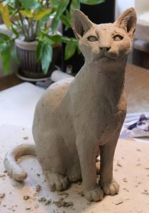Pet Sculpture Commission