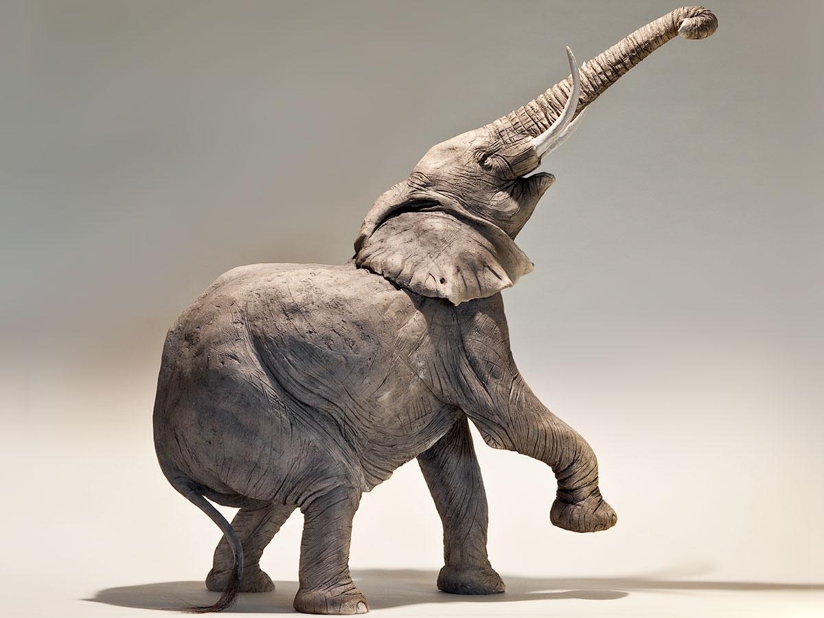 clay sculpture animals - photo #15