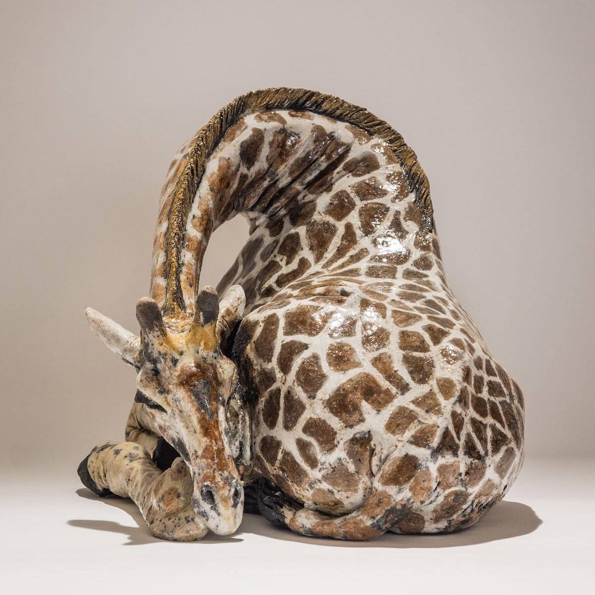 Follow Nick Mackman Animal Sculpture