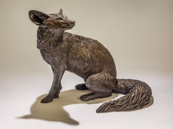 fox-sculpture-Nick-Mackman
