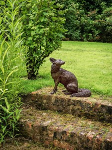 fox-sculpture-garden