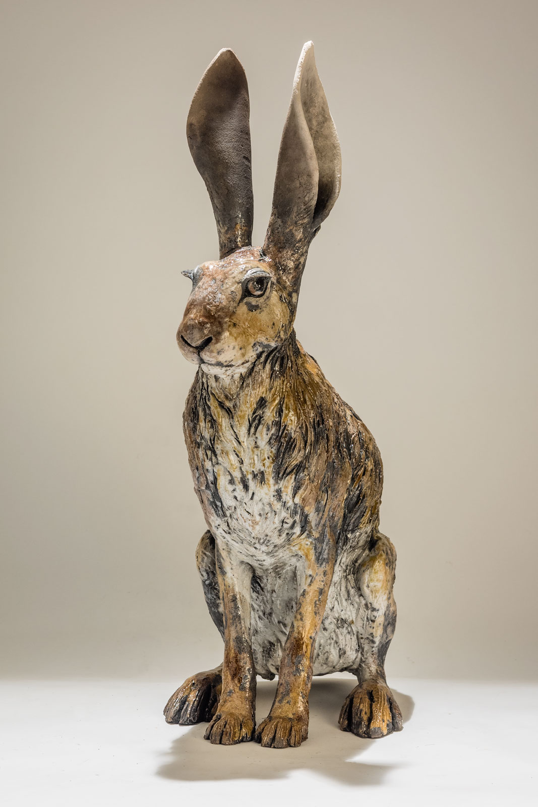 Portfolio - Nick Mackman Animal Sculpture