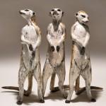 meerkat sculpture