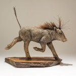 Nick Mackman Warthog Sculpture