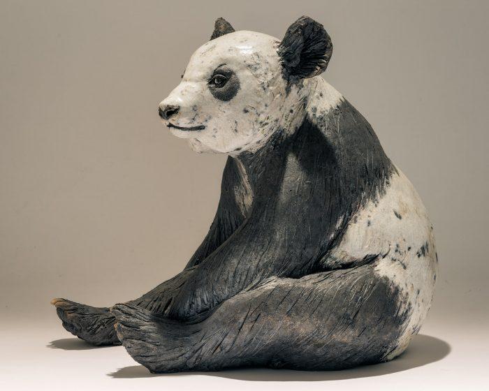 Giant Panda Sculpture <span>Sold</span>
