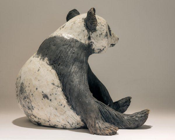 Giant Panda Sculpture