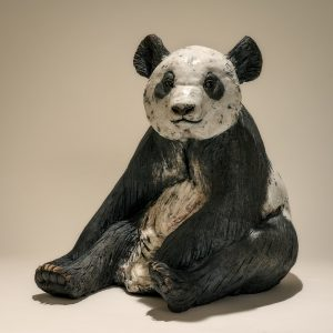 Giant Panda Sculpture