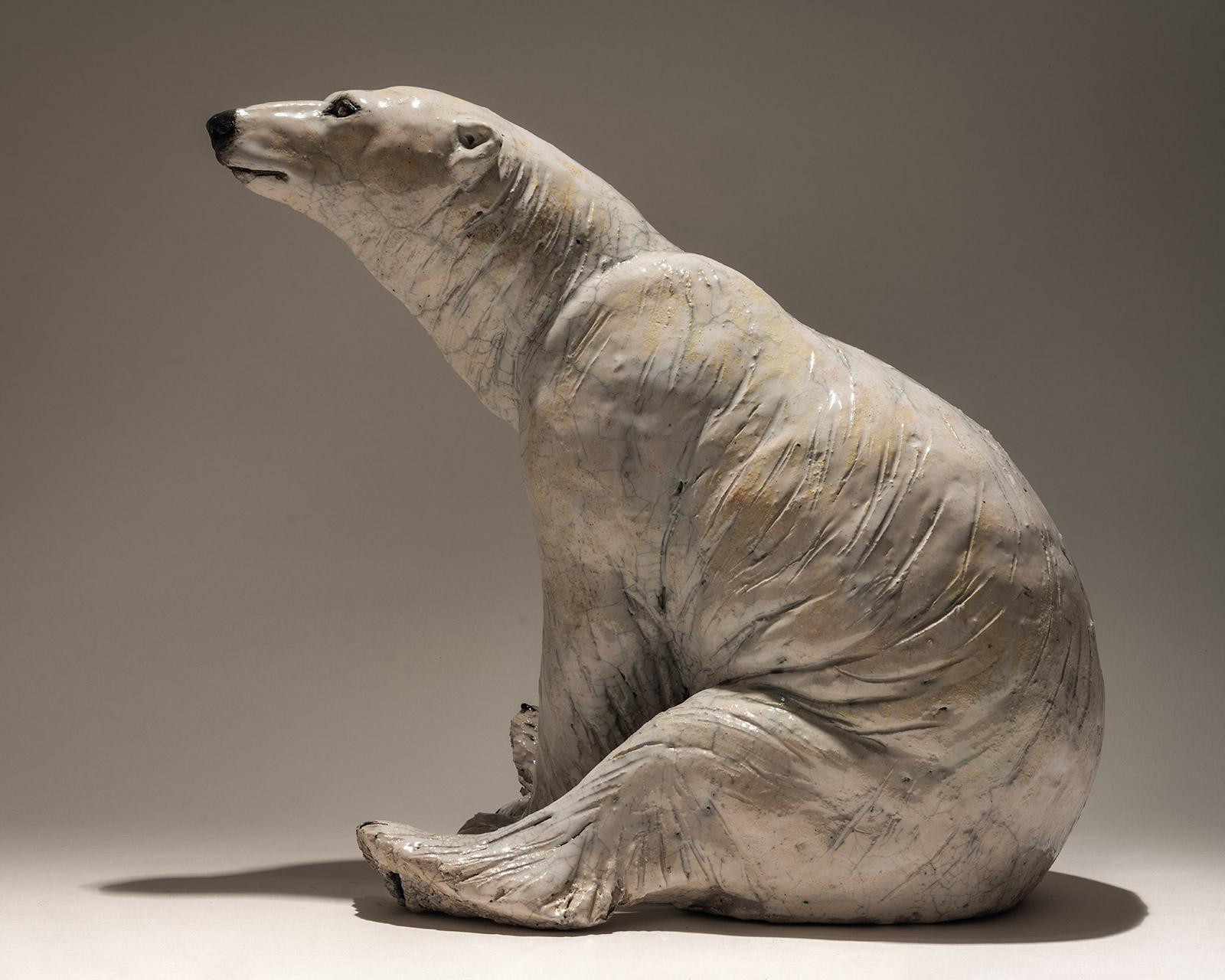 Polar Bear Sculpture £1495