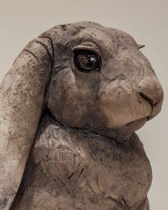 Rabbit Sculpture