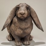 Rabbit Sculpture