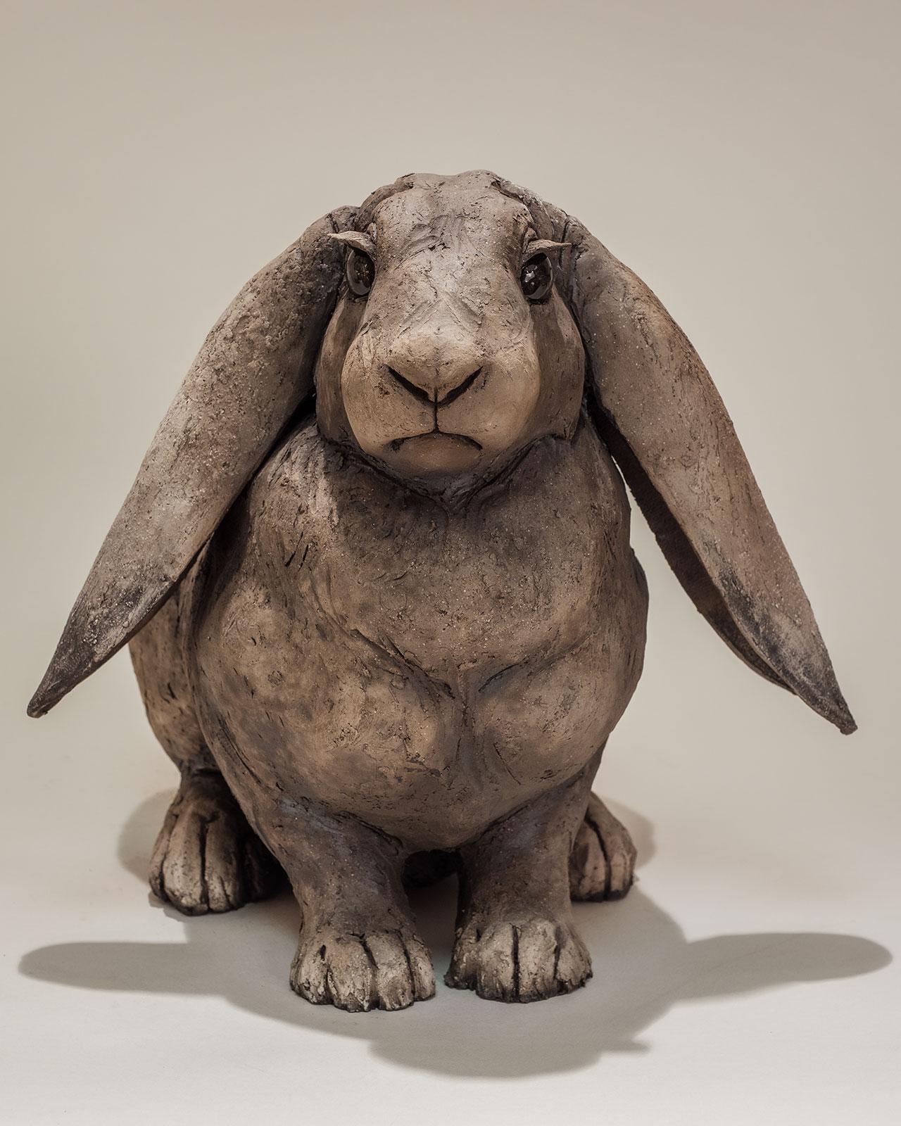 Rabbit Sculpture £1045 <span>SOLD</span>