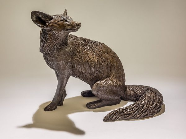 Bronze Resin Animal Sculptures