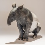 Malayan Tapir Sculpture Commission