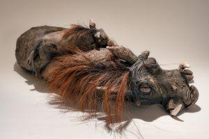 Warthog Baby Sculpture