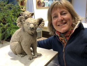 Win a Koala Sculpture