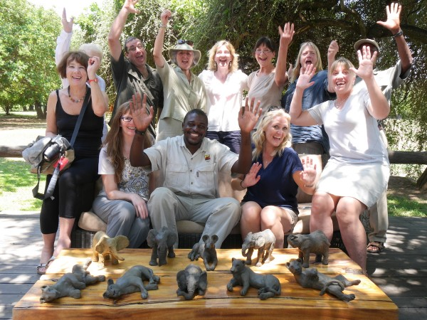 Animal Sculpture Workshops