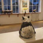 Animal Sculpture Exhibition Bath