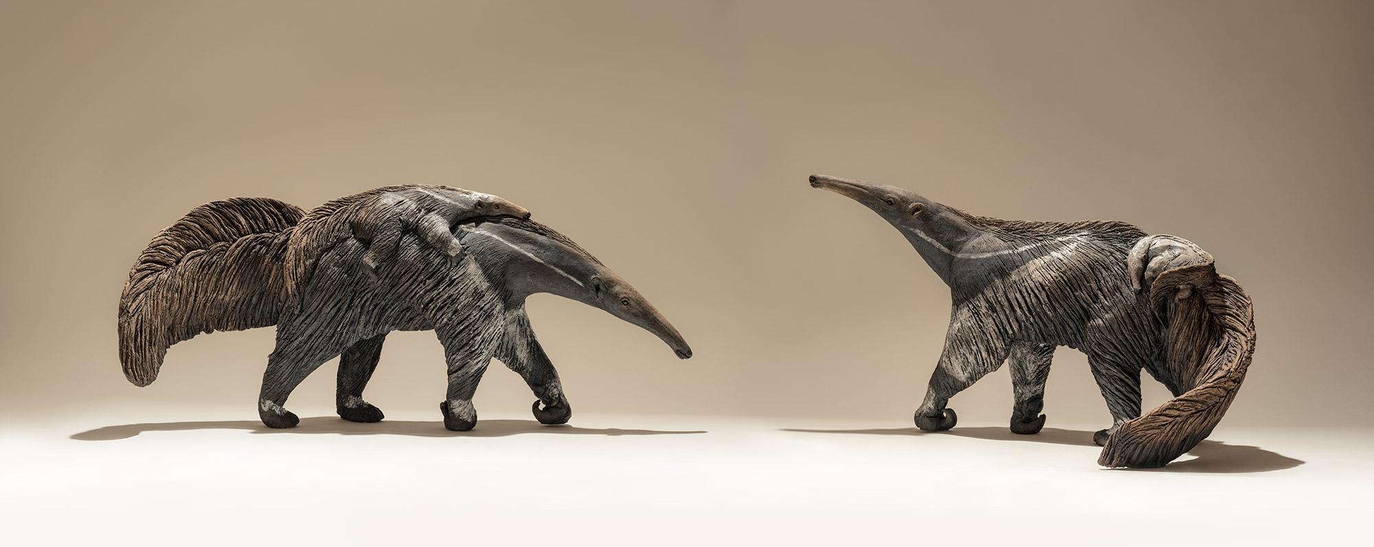 Anteater Sculptures