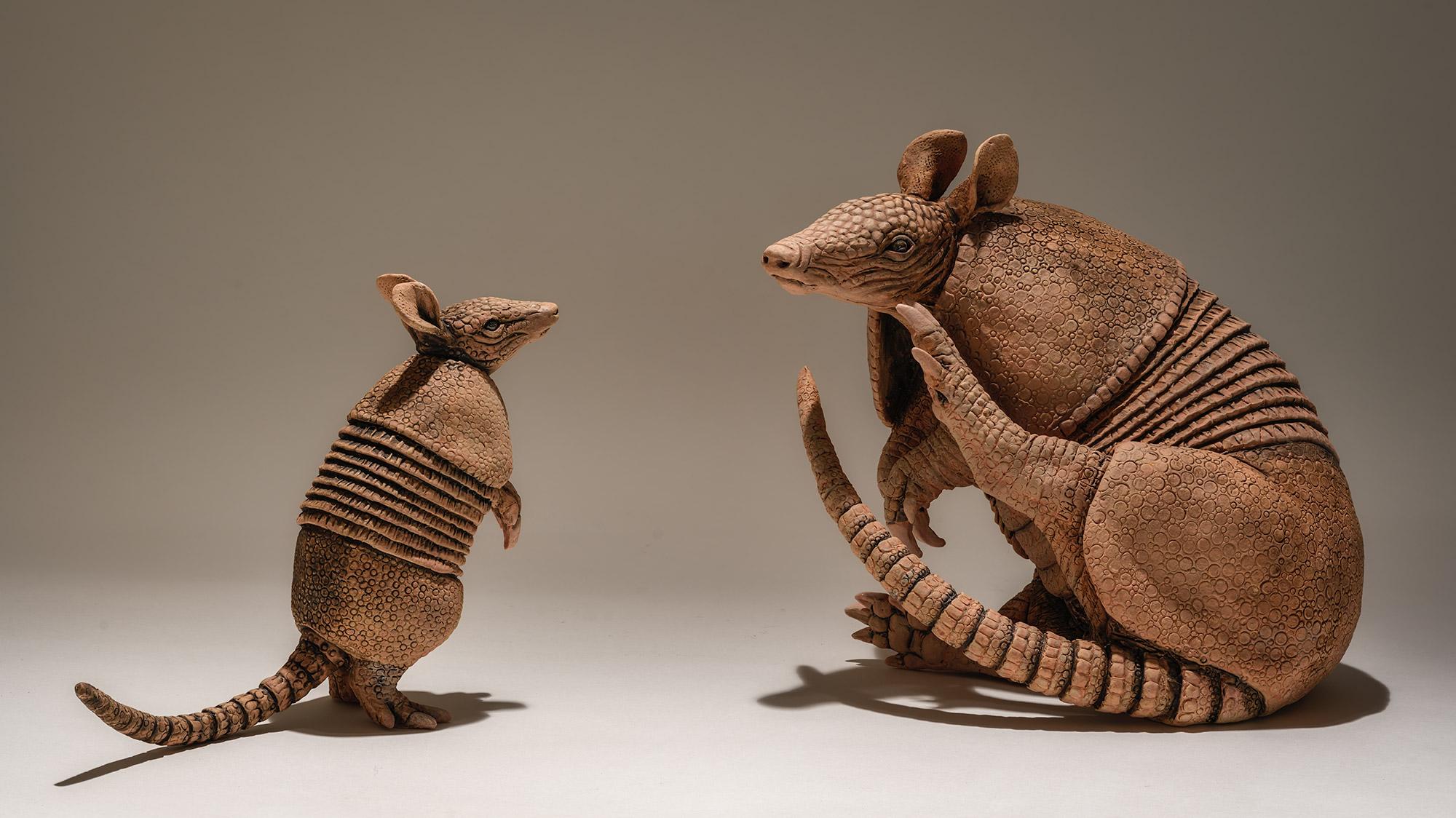Armadillo Sculptures