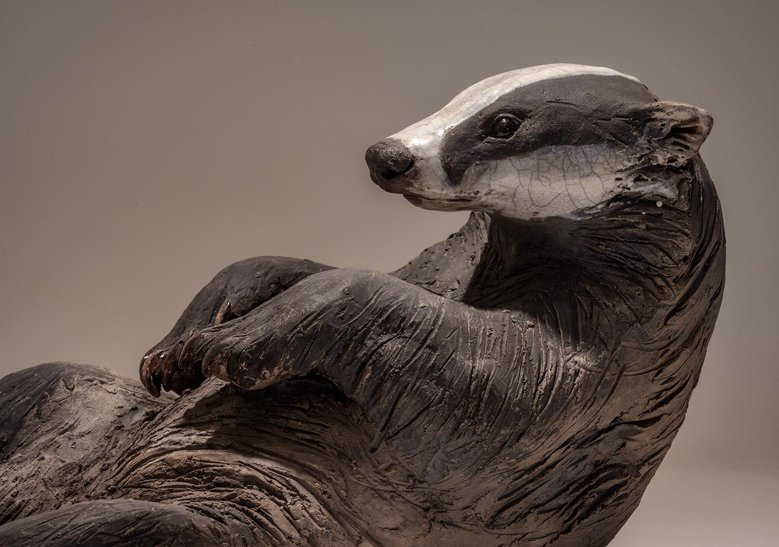 Badger at Rest £1495