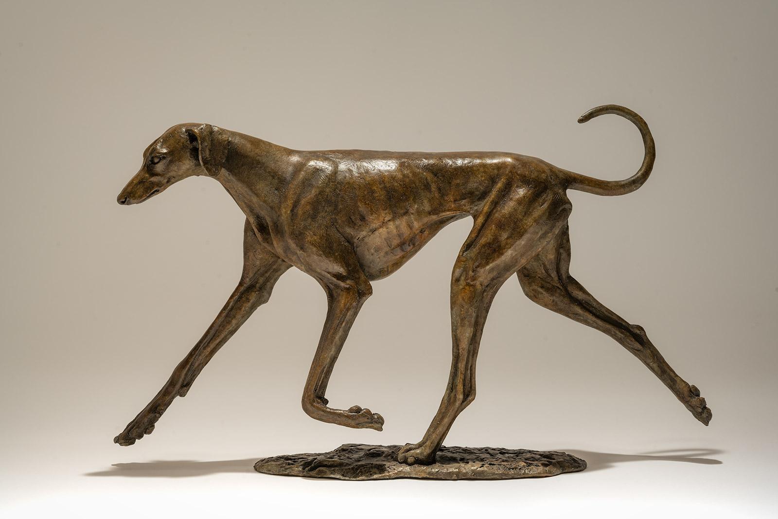 Azawakh Dog Sculpture