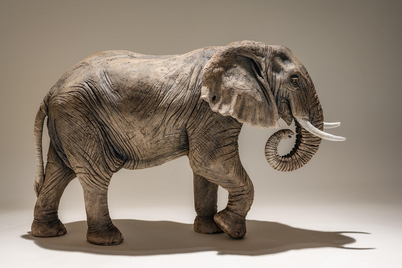 Elephant Scupture