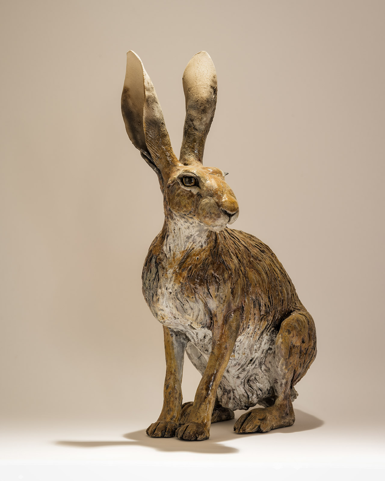 Hare Sculpture (Lockdown Offer) <span>Sold</span>