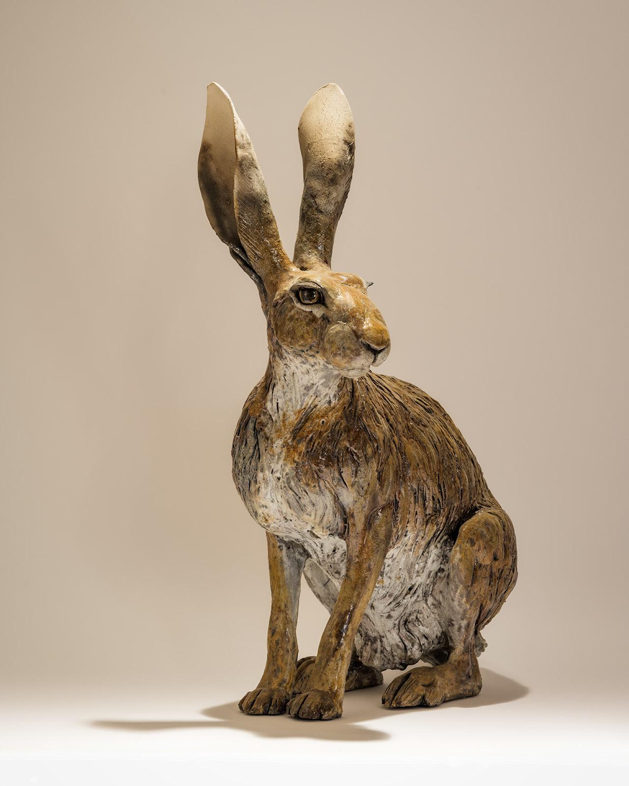 Hare Sculpture