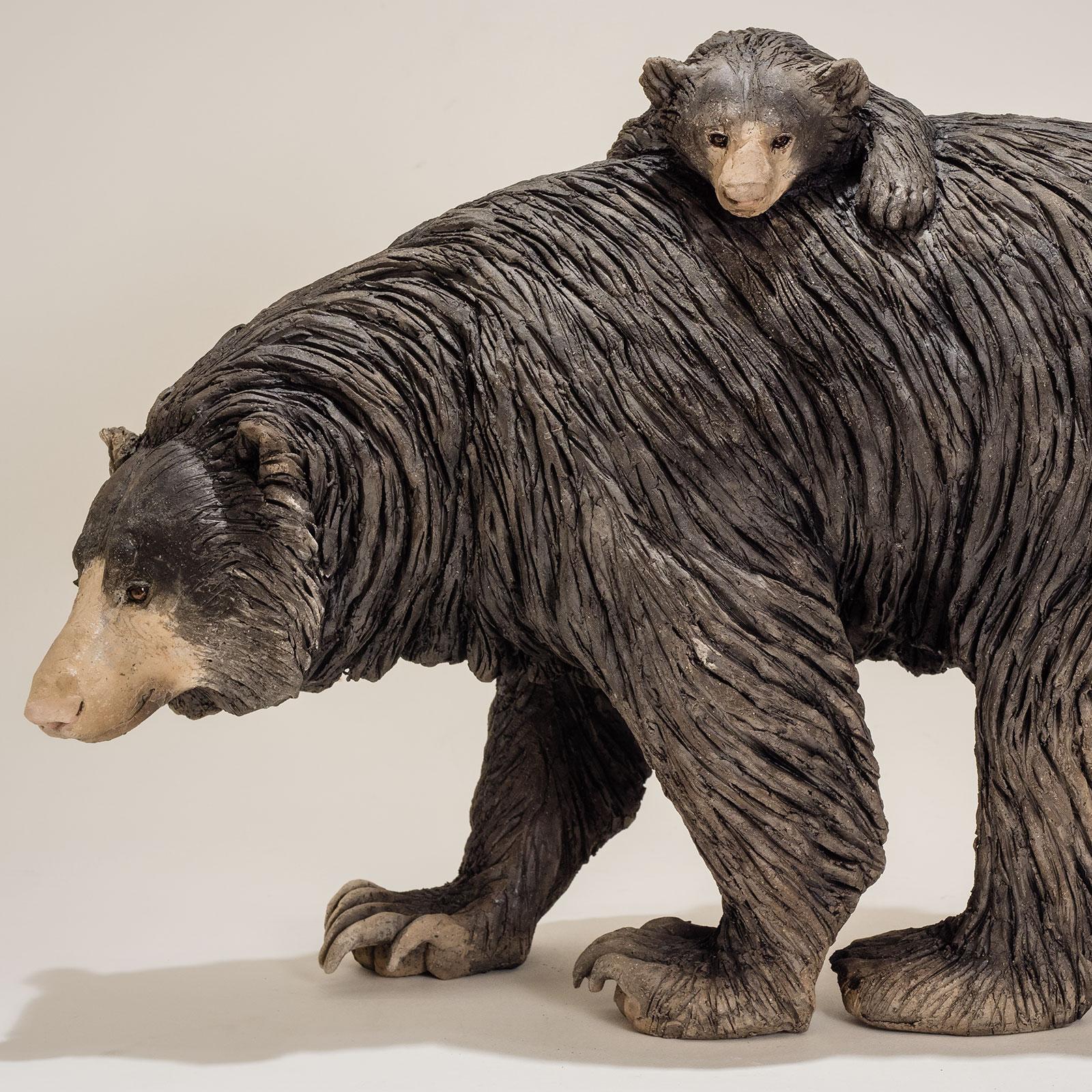 Moon Bear Sculpture £1950 <span>Sold</span>