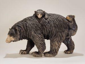 Moon Bear Sculpture £1950