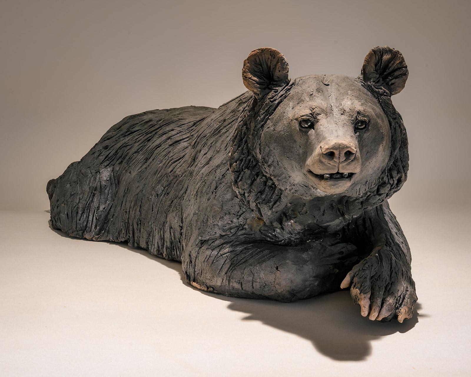 Moon Bear Sculpture £1045 <span>SOLD</span>