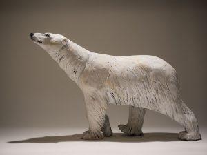 Polar Bear Sculpture £1600