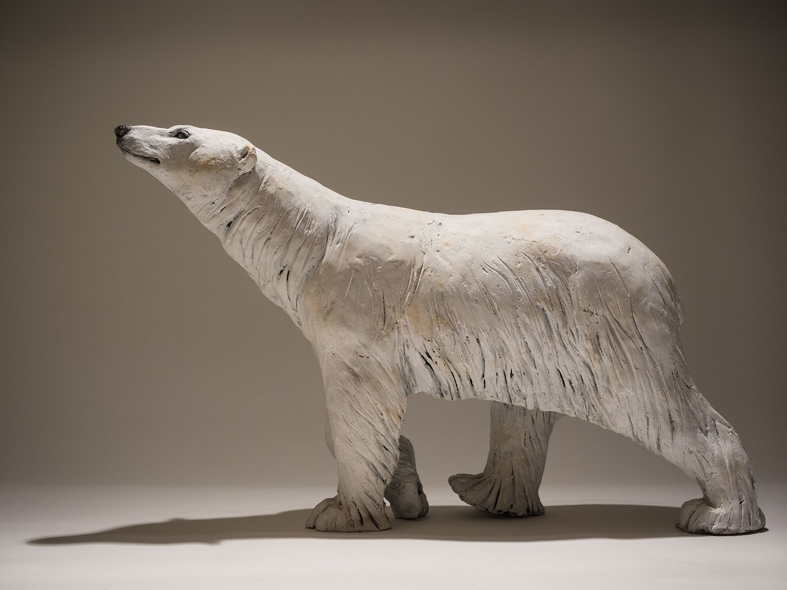 Polar Bear Sculpture £1600 <span>Sold</span>
