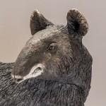 mountain tapir sculpture